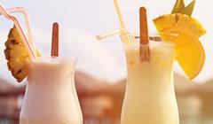 Dicas de bebidas refrescantes e saudáveis para o verão