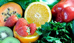 Conheça 6 frutas ricas em Vitamina C